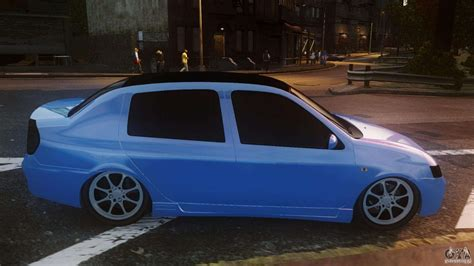 Renault Clio Tuning For Gta 4