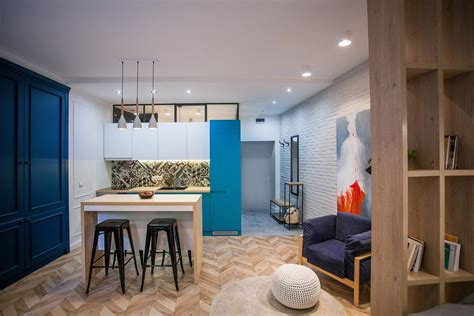 3 Modern Small Apartment Designs 50 Square Meters That Dont Sacrifice On Style Includes Floor Plans by 3 Modern Small Apartment Designs 50 Square Meters