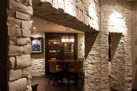 stone wine cellars traditional wine cellar chicago