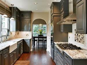 best way to paint kitchen cabinets hgtv pictures ideas With what kind of paint to use on kitchen cabinets for gallery art wall