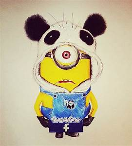 Minion Panda | via Facebook - image #1334194 by nastty on ...