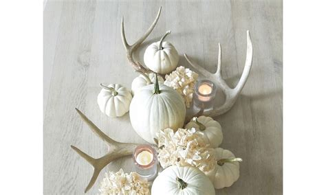 Diy Antler Decor For Your Holiday Table-cowgirl Magazine