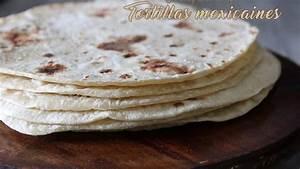 Recette Tacos Mexicain : tortilla mexicaine galette pour tacos mexican tortilla ~ Farleysfitness.com Idées de Décoration