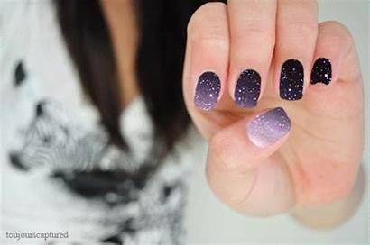 Nails Space Nail Hands Animated Polish Hand