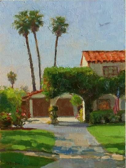 Paintings Southern Mcvicker Oil Jim California Zj