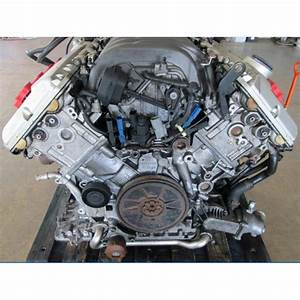 Engine 4l2 Bvj For Audi A6    A8    Q7