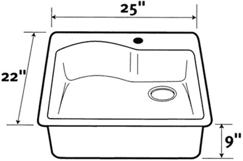 kitchen sink depths what is the ideal depth for a kitchen sink quora 2660
