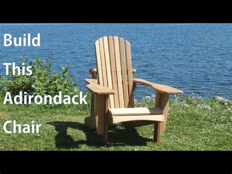adirondack chair rankings opinions