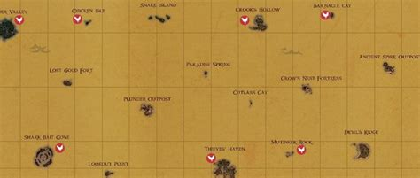 animal locations sea  thieves wiki guide ign