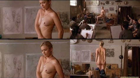 Nackte Sophia Myles In Art School Confidential