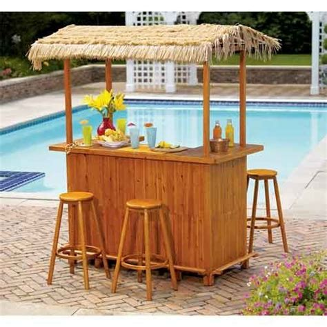 Build A Tiki Bar by How To Build Your Own Tiki Bar Self Help Diy At Home
