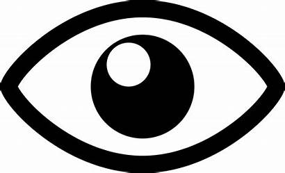 Eye Symbol Icon Svg Interface Onlinewebfonts