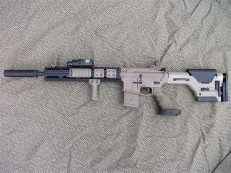 M4 Magpul SSR Sniper Support Rifle Custom by softair-italia.it