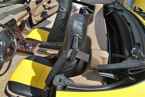 Bmw Z3 19962002 Leatherlike Custom Seat Cover Ebay