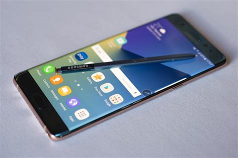samsung galaxy note 5 second samsung 39 s galaxy note 7 is finished
