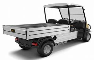 2019 Club Car Carryall 700 Grounds Maintenance With Hose