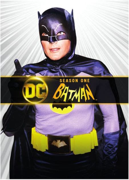 Barnes And Noble Dvd by Batman The Complete Season 883929469093 Dvd