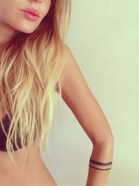 blackwork armband tattooz forearm band tattoos