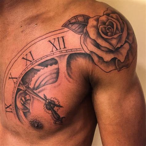 shoulder tattoos  men designs ideas  meaning