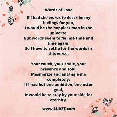Poems Romantic Heart Words Him Quotes Poem