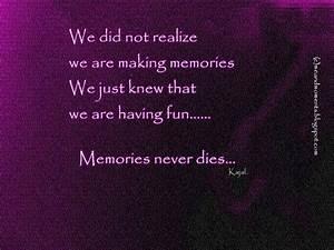 School Memories Quotes. QuotesGram