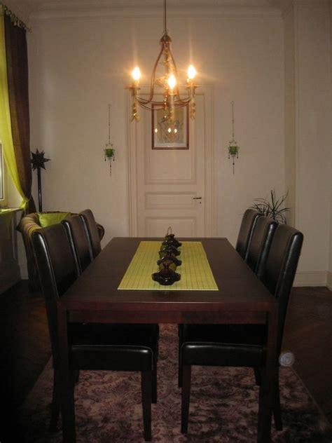 ma salle a manger ma salle 224 manger brun et vert anis photo de ma d 233 co pour le 1001 nuits malikamour