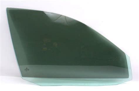 passenger rh front door window side exterior glass   vw jetta golf mk tint