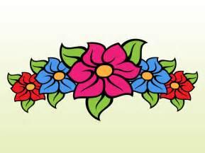 Cartoon Flower Design