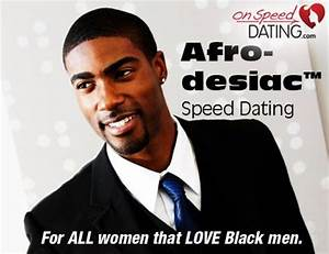 speed dating in dc for african american