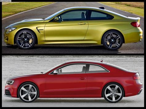 Audi Rs5 Vs Bmw M4 Vs Bmw E92 M3