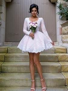 Kleider Für Hochzeitsgäste Kurz : 3 style spitze brautjungfernkleider kurz champagne kleider f r brautjungfern ~ Orissabook.com Haus und Dekorationen