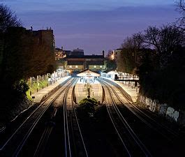 putney railway station wikipedia
