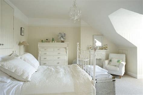 Peaceful White Bedroom Designs-home Decor And Design