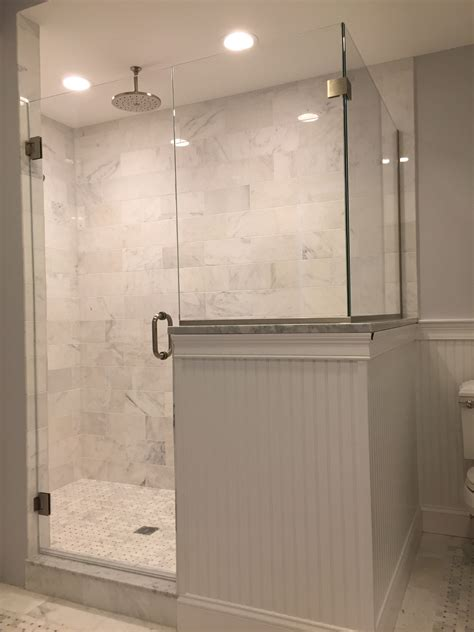 On Shower Glass Shower Door Gallery Franklin Glass Company