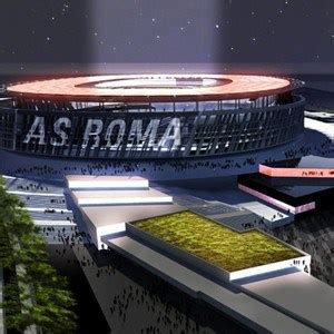 Colosseum Inspires New As Roma Home Stadium Design By