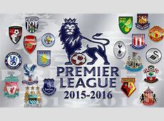 Barclays Premier League 201516 Fixtures and Live Scores