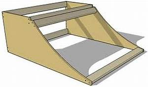 Wooden Skate Ramp Quarter Pipe Carpentry U0026 Joinery Job