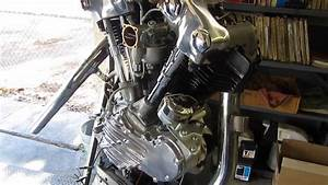Knucklehead Wiring Diagram : 1941 knucklehead motor start up and other bikes in the ~ A.2002-acura-tl-radio.info Haus und Dekorationen