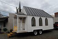 Tiny Mobile Wedding Chapel