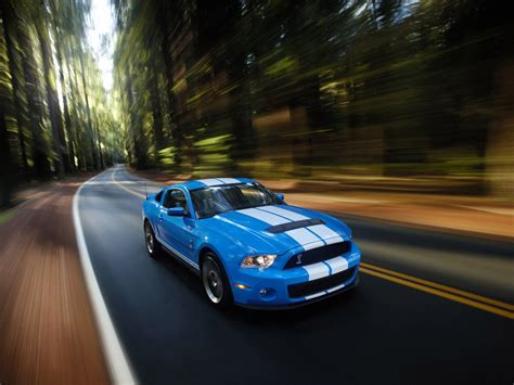Ford Mustang Car by Wallpapers Ford Mustang Shelby Gt500 Car Wallpapers