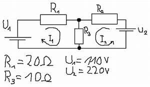 Ln Berechnen : lgs stromst rke bei zwei spannungsversorgungen berechnen lgs 2 unbekannte nanolounge ~ Themetempest.com Abrechnung