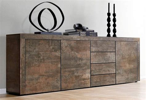 sideboard günstig kaufen sideboard breite 201 cm kaufen otto