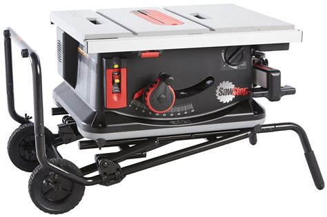 sawstop table saw dimensions sawstop jobsite table saw 10 inch portable tablesaw