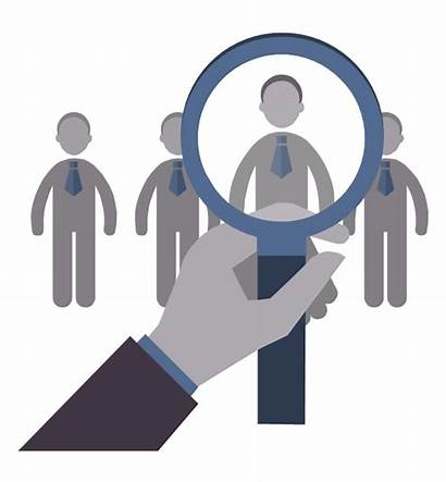 Recruitment Hr Hiring Icon Clipart Personal Recruit