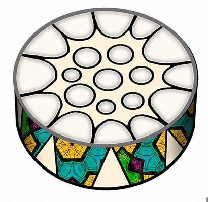 Pan Steel Clipart Clip Steelpan Drums Drum