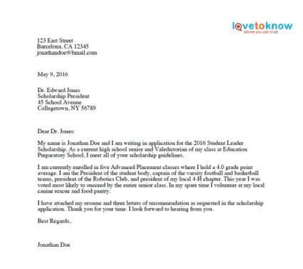 write  formal letter lovetoknow