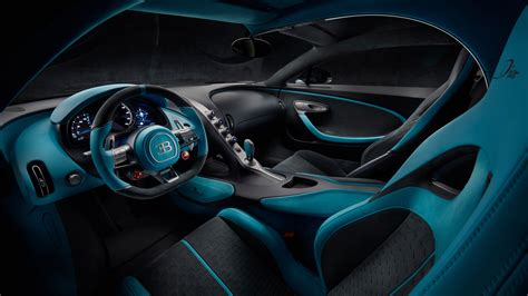Find out how these exquisite supercars are made. 2019 Bugatti Divo Interior 4K Wallpaper   HD Car Wallpapers   ID #11097