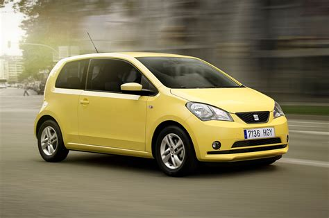 seat mii review autocar
