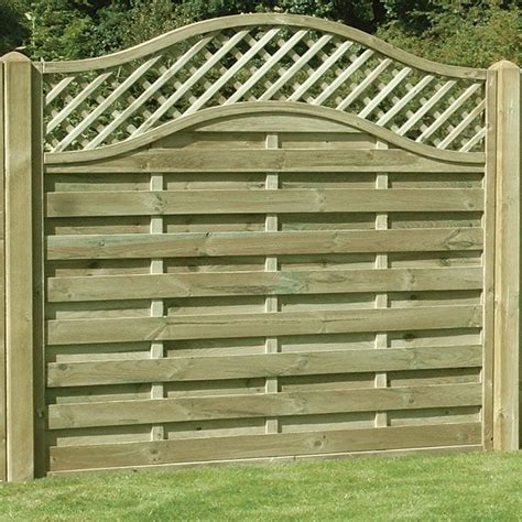 Lattice Garden Fence Panels by Omega Lattice Top Fence Panels Solihull Tel 01564 702314