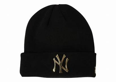 Bonnet Era Cuff Noir Metal Chausport Bonnets